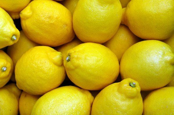 fruit lemons