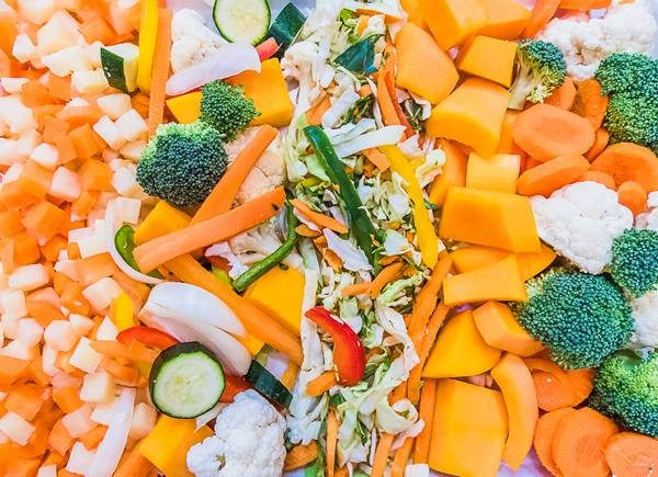Vegetable Pack Option B
