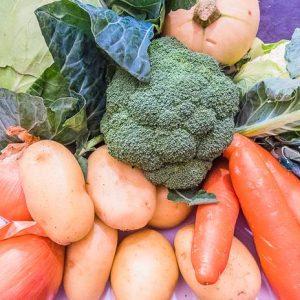 Vegetable Pack Option C