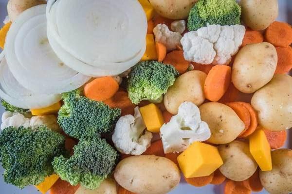 Vegetable Mix - Potjie Kos