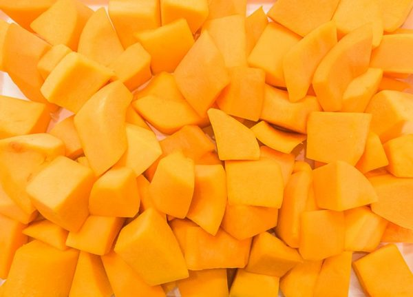Butternut Diced